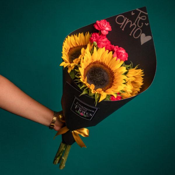 Ramo Girasoles Valentín