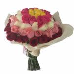 Ramo de Rosas Alegria