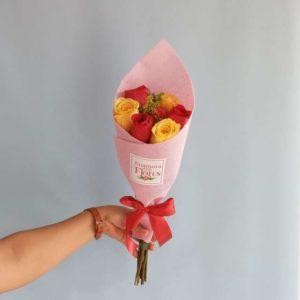 Ramo de Rosas Pearl