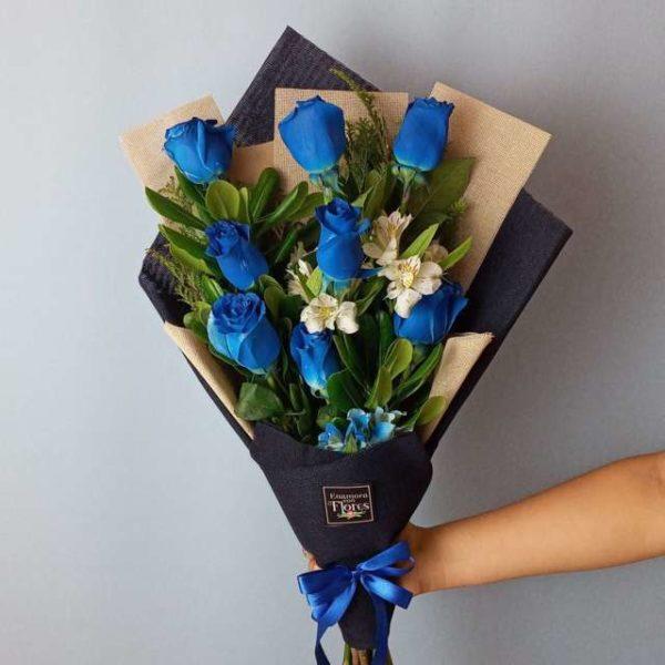 Ramo de Rosas Blue