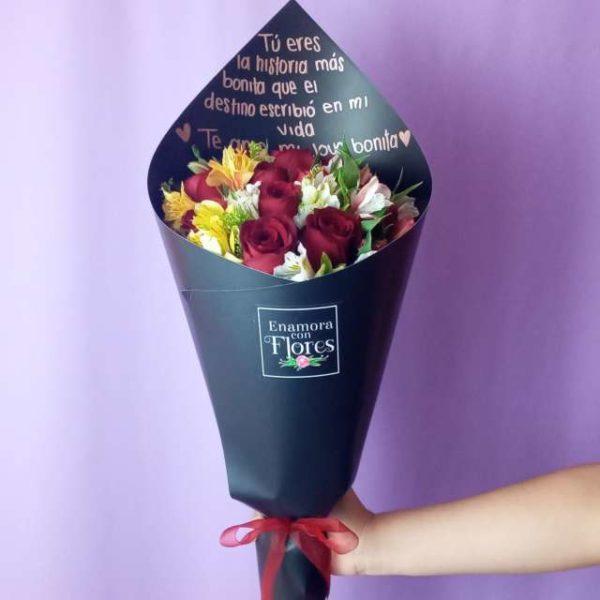 Ramo de Rosas Love