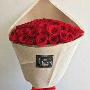 Ramo de Rosas Amor Eterno