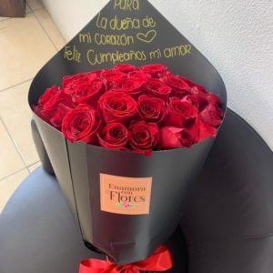 Ramo de Rosas Amor Mío