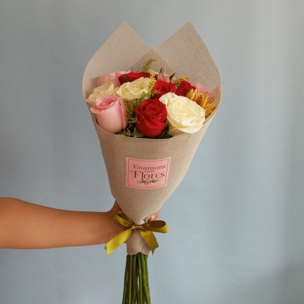 Ramo de Rosas Doncella