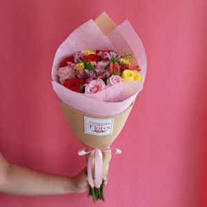 Ramo de Rosas Fabulosa