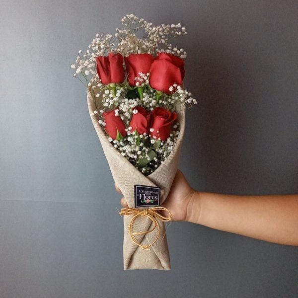 Ramo de Rosas Enamorado