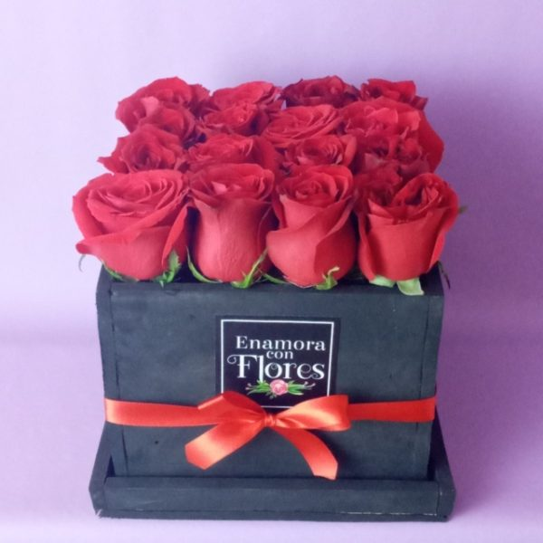 Caja de Madera Amor