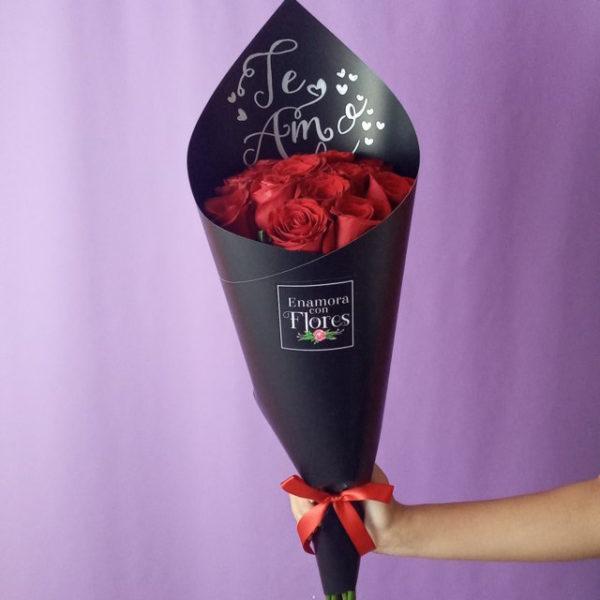 Ramo de Rosas Detalle de amor