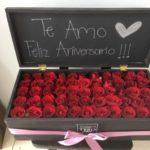 Caja de rosas Amor Mío